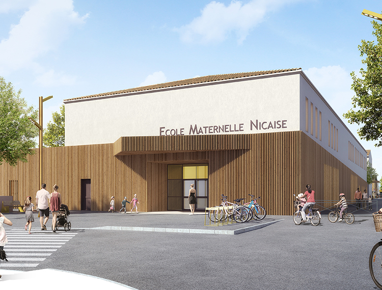 ECOLE MATERNELLE NICAISE